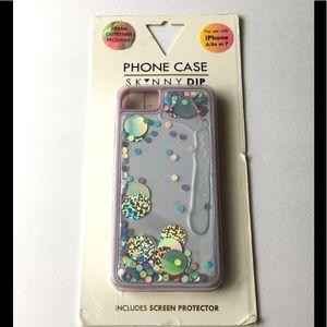 UO x Skinny Dip Glittering Ball iPhone 6/6s/7 Case
